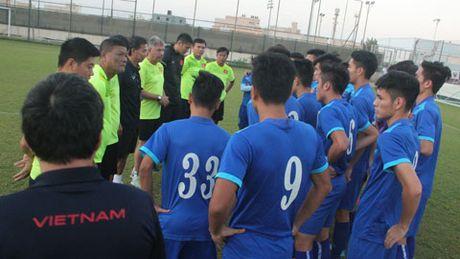 Chu nha xin loi, dieu tra su co cua U19 Viet Nam - Anh 1