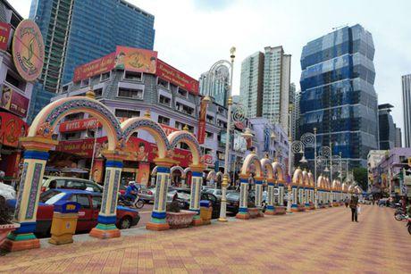 Bi quyet du lich o Kuala Lumpur khong ton tien - Anh 1