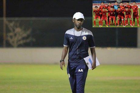 DIEM TIN SANG (23.10): HLV U19 Bahrain 'hu doa' U19 Viet Nam - Anh 1