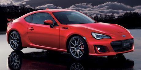 Soi chiec coupe Subaru BRZ GT danh cho thi truong Nhat Ban - Anh 1