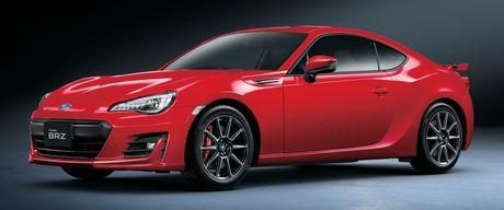 Soi chiec coupe Subaru BRZ GT danh cho thi truong Nhat Ban - Anh 2