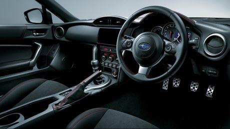 Soi chiec coupe Subaru BRZ GT danh cho thi truong Nhat Ban - Anh 3