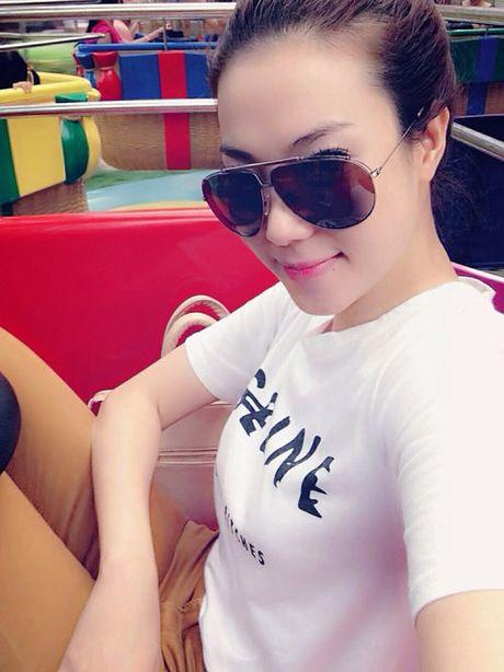 Nhan sac vo hot girl vua tai hop lai chia tay cua Hung Thuan - Anh 5