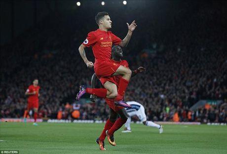 Liverpool 2-1 West Brom: Jurgen Klopp da biet danh bai Tony Pulis - Anh 4