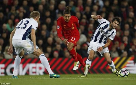 Liverpool 2-1 West Brom: Jurgen Klopp da biet danh bai Tony Pulis - Anh 5