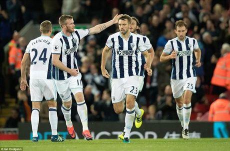 Liverpool 2-1 West Brom: Jurgen Klopp da biet danh bai Tony Pulis - Anh 6