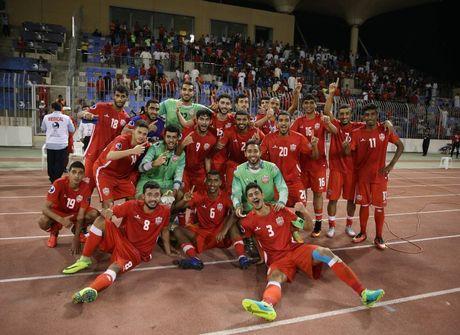 Ngai U19 Viet Nam, HLV U19 Bahrain keu goi ca nuoc ung ho - Anh 1