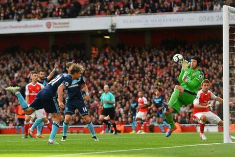 5 diem nhan sau tran Arsenal 0-0 Middlesbrough: Thoi quen cua Arsenal? - Anh 1