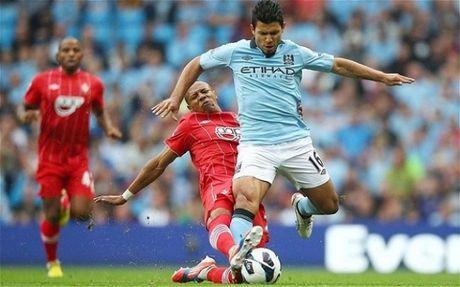 19h30 ngay 23/10, Man City vs Southampton: Giua con giong bao - Anh 1