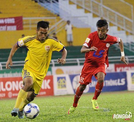 Tan binh V-League hoi quan chuan bi mua giai 2017 - Anh 2