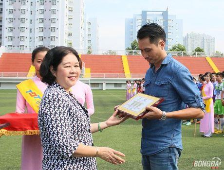SV DH Ton Duc Thang tu to chuc giai dau voi quy mo lon - Anh 2
