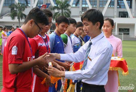SV DH Ton Duc Thang tu to chuc giai dau voi quy mo lon - Anh 3