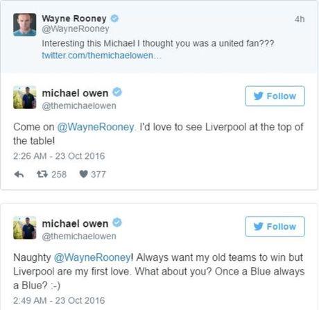 Diem tin hau truong 23/10: Rooney 'hoi xoay', Owen 'dap xoay'; Chu nha Bahrain lien tiep 'choi xo' U19 Viet Nam - Anh 4