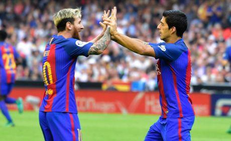 Kinh ngac ve so ban thang cua Messi sau 11 tran - Anh 2