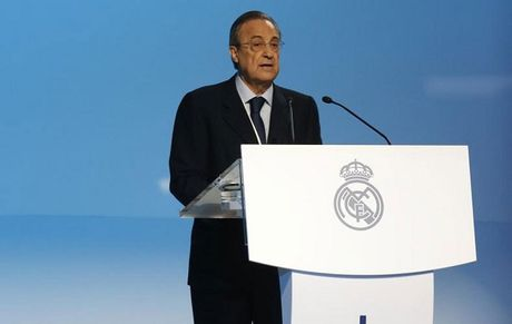 Florentino Perez chi ra quyet dinh sang suot nhat tai Real Madrid - Anh 1