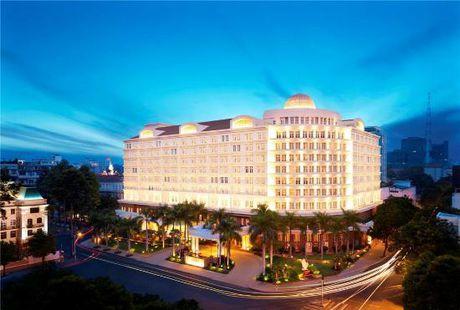 Park Hyatt Saigon lot top 50 khach san tot nhat the gioi - Anh 2