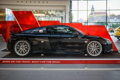 Sieu xe Audi R8 'cua doi' co 1 khong 2 tren The gioi - Anh 2