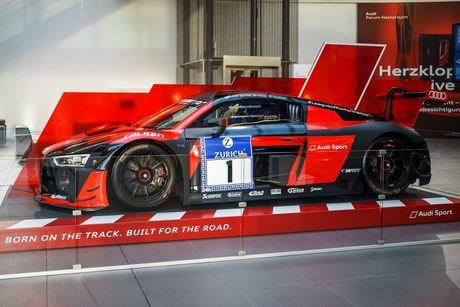 Sieu xe Audi R8 'cua doi' co 1 khong 2 tren The gioi - Anh 6