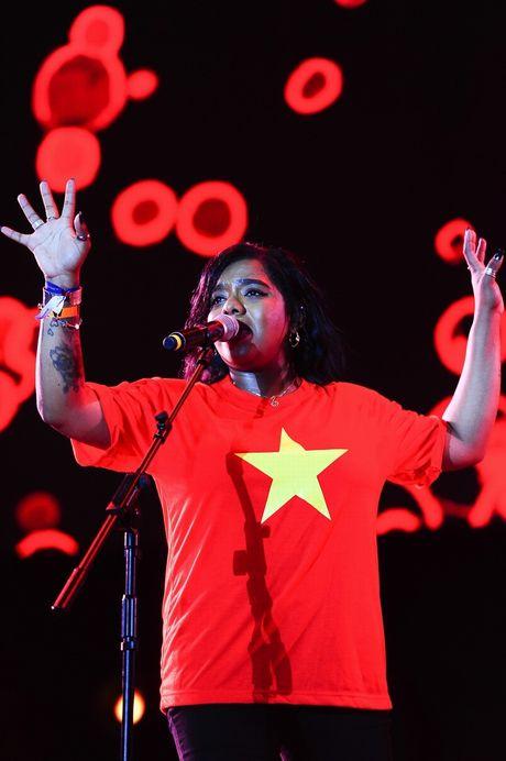 Tung Duong, Anna Truong khuay dong dem thu 2 Monsoon Music Festival 2016 - Anh 11