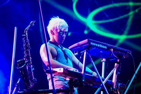 Tung Duong, Anna Truong khuay dong dem thu 2 Monsoon Music Festival 2016 - Anh 14