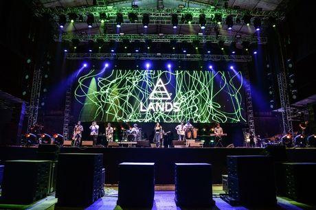 Tung Duong, Anna Truong khuay dong dem thu 2 Monsoon Music Festival 2016 - Anh 16