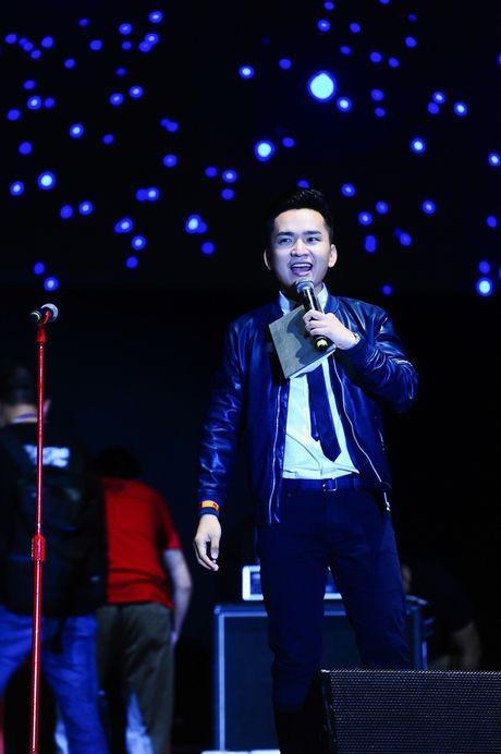 Tung Duong, Anna Truong khuay dong dem thu 2 Monsoon Music Festival 2016 - Anh 3