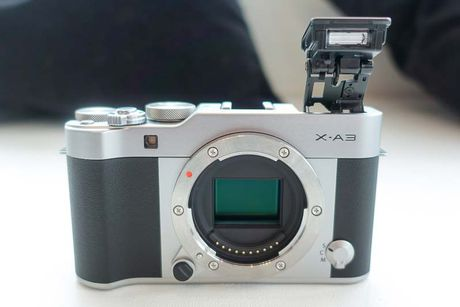 Fujifilm X-A3 he lo hinh anh chi tiet thuc te - Anh 10