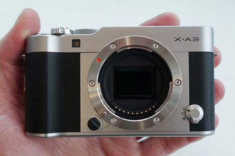 Fujifilm X-A3 he lo hinh anh chi tiet thuc te - Anh 2