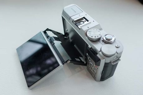 Fujifilm X-A3 he lo hinh anh chi tiet thuc te - Anh 4
