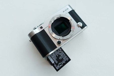 Fujifilm X-A3 he lo hinh anh chi tiet thuc te - Anh 5