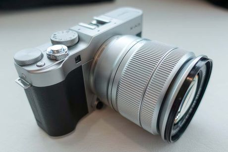 Fujifilm X-A3 he lo hinh anh chi tiet thuc te - Anh 6