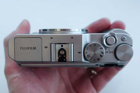 Fujifilm X-A3 he lo hinh anh chi tiet thuc te - Anh 8