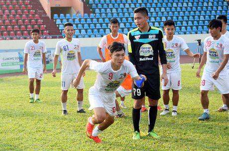 TRUC TIEP U.21 Than Quang Ninh 0-0 U.21 HAGL: Day song san Cam Pha - Anh 10