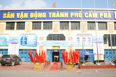 TRUC TIEP U.21 Than Quang Ninh 0-0 U.21 HAGL: Day song san Cam Pha - Anh 1