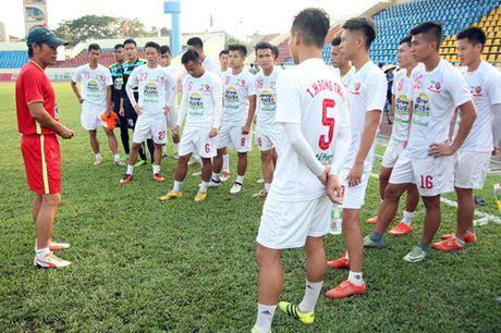 TRUC TIEP U.21 Than Quang Ninh 0-0 U.21 HAGL: Day song san Cam Pha - Anh 4