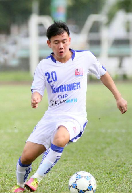 TRUC TIEP U.21 Than Quang Ninh 0-0 U.21 HAGL: Day song san Cam Pha - Anh 6