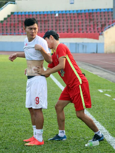 TRUC TIEP U.21 Than Quang Ninh 0-0 U.21 HAGL: Day song san Cam Pha - Anh 7