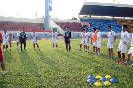 TRUC TIEP U.21 Than Quang Ninh 0-0 U.21 HAGL: Day song san Cam Pha - Anh 9