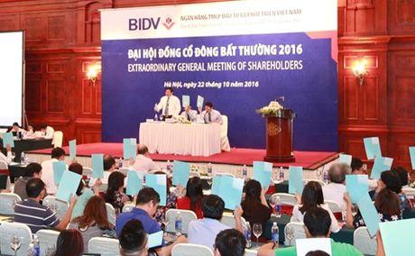BIDV 9 thang dat 5.623 ty dong loi nhuan truoc thue - Anh 1