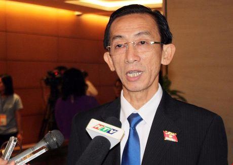 DBQH Tran Hoang Ngan: Can co co che dac biet de xu ly no xau - Anh 1