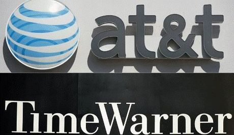 "Nha mang AT&T thau tom ""de che"" Time Warner - Anh 1"