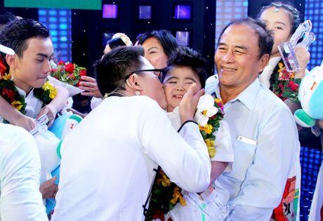 Chung ket Nguoi hung ti hon: 'Than dong 5 tuoi' Tin Tin dang quang - Anh 11