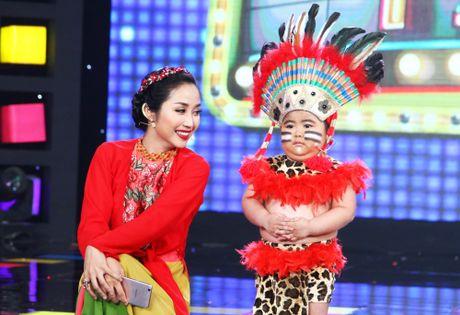 Chung ket Nguoi hung ti hon: 'Than dong 5 tuoi' Tin Tin dang quang - Anh 6