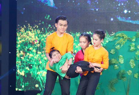 Chung ket Nguoi hung ti hon: 'Than dong 5 tuoi' Tin Tin dang quang - Anh 9