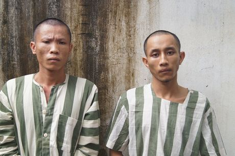 Thue nha nghi cat giau do an trom van khong thoat - Anh 2