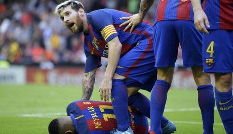 Barca: Messi ghi ban thang 3-2, Neymar hung vat the la - Anh 3