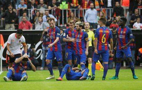Barca: Messi ghi ban thang 3-2, Neymar hung vat the la - Anh 7