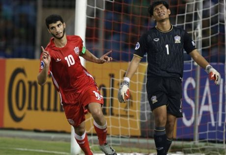 U19 Viet Nam - U19 Bahrain: Mot buoc toi World Cup - Anh 2