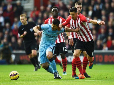 Man City – Southampton: Chan da xuong doc - Anh 1