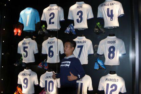 """Nha vo dich FC Thanh Dong """"dot nhap"""" phong thay do Real Madrid - Anh 1"""